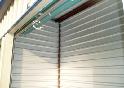Our 10' wide by 5' deep unit makes it easy to access all your belongings - Tin Roof Storage Solutions, Morehead, Kentucky