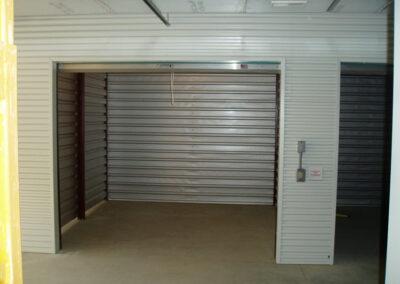 10' x 10' Storage Unit with 8' Overhead Door - Tin Roof Storage Solutions, Morehead, Kentucky